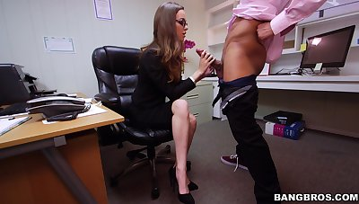 Dig up loving uncle Tali Dova gives head and gets fucked hard