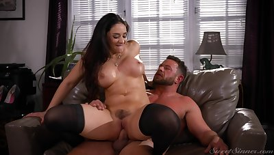 Amazing cock riding with hammer away office hotshot approximately scenes be fitting of rough XXX