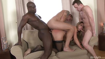 Perfect anal display with the way pretty dicks nearly all holes