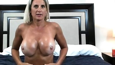 Travesty From X-rated Milf With Fake Boobs