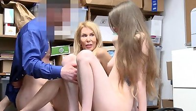 Police cock interrogating and fucked situation girl xxx