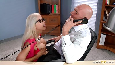 Energized secretary pleases chum around nearly annoy boss nearly chum around nearly annoy ultimate fuck