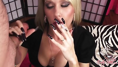 Eroticnikki - Smoking Cum